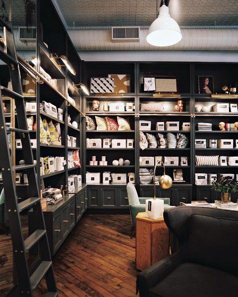Midcentury Retail Store Design