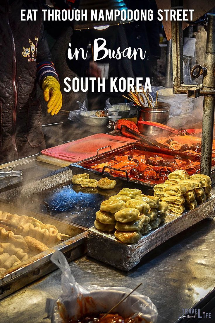If you ever get to visit and stay in Busan, Nampodong Street (accessible via Busan Subway, Line 1) is one of the best places to enjoy street Korean food. Our walk through this awesome neighborhood will give you a glimpse into the action.