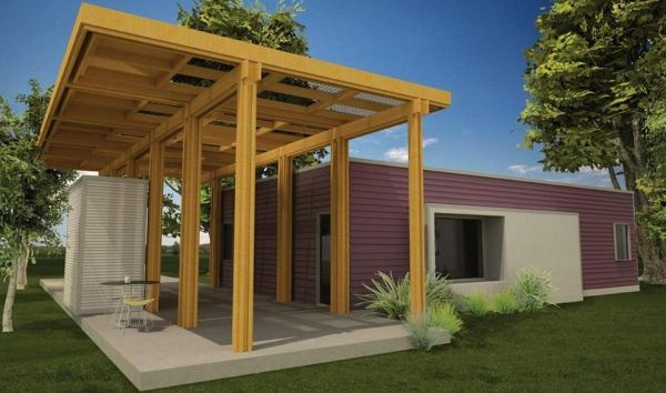 Deltec has signed an agreement with Appalachian State University (ASU) to manufacture the Solar Homestead--a net-zero, and yes, square home designed by professors and students in ASU's Building Technology department for entry in the Solar Decathlon. It was the winner of the People's Choice Award. Read more!  http://www.wildsouth.org/index.php/press-room/682-app-state-deltec#
