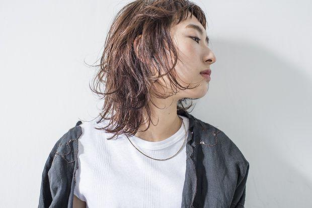 髪型 ヘアスタイル