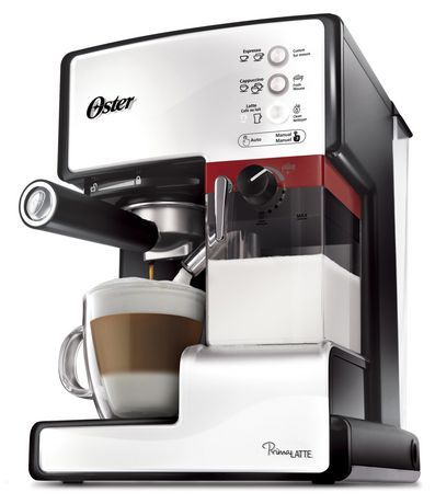 Oster Prima Latte 3-in-1 Latte, Espresso & Cappuccino Maker BVSTEM6601-033 for sale at Walmart Canada. Buy Appliances online at everyday low prices at Walmart.ca