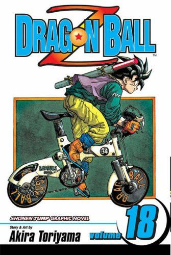Bestseller Books Online Dragon Ball Z, Vol. 18 (Dragon Ball Z (Viz Paperback)) Akira Toriyama $7.95 - http://www.ebooknetworking.net/books_detail-1591166373.html