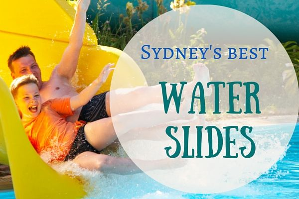 The Best Sydney Water Slides - Fun for Kids and Parents Too.  Sydney has some fab water slides, many at public pools. Check the list here with the details you need to plan a family trip.
