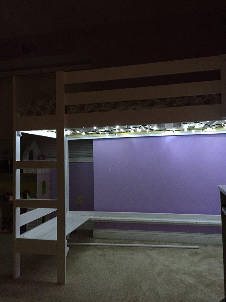 die besten 25 ikea hochbett mydal ideen auf pinterest ikea hochbett treppe ikea hack. Black Bedroom Furniture Sets. Home Design Ideas
