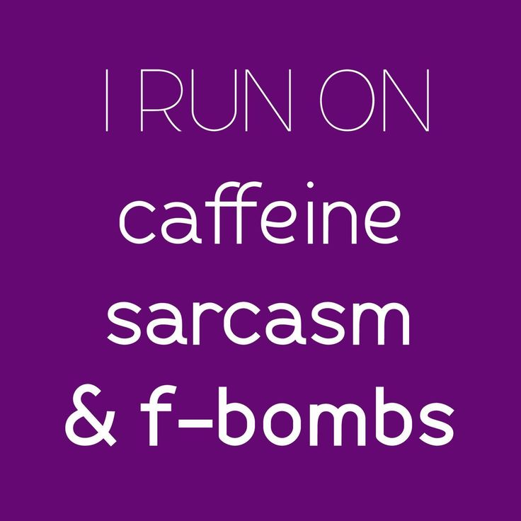 Caffeine, Sarcasm, & F-Bombs, Light