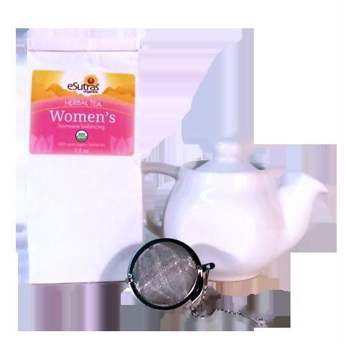 Esutras Womens Tea Set