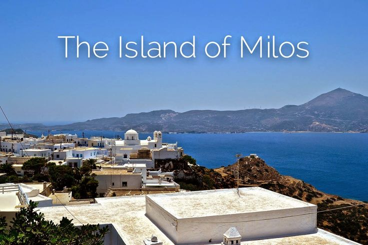 A Home Away From Home: {Greece}: The Island of Milos