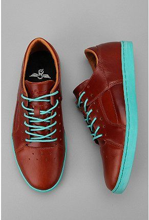 I kind of love these. Maybe with a pair of brightly colored trousers?