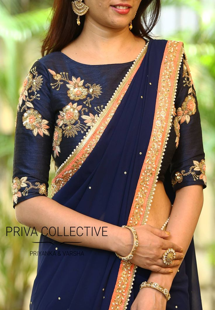 PV 3508 : Navy Blue BabePrice : 6500RsTired with routine pinks and peaches
