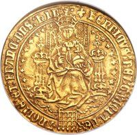 Great Britain: Henry VIII (1509-1547) gold Sovereign 1538-1541 AU Details (Obverse Graffiti) NGC