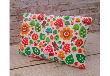 Pillow BAMBOO & ORGANIC COTTON Forestry Deer