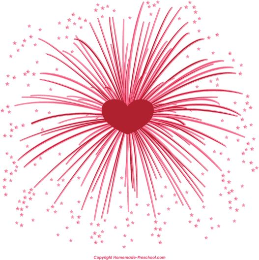 Free Fireworks Clipart   4th of July jpgs   Pinterest ...