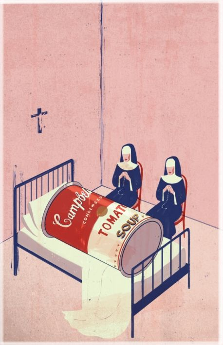 DEATH OF POSTMODERNISM  http://www.emilianoponzi.com/portfolio/death-of-postmodernism