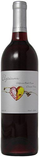 2013 Quady Elysium Black Muscat 750ml *** Check out this great product.