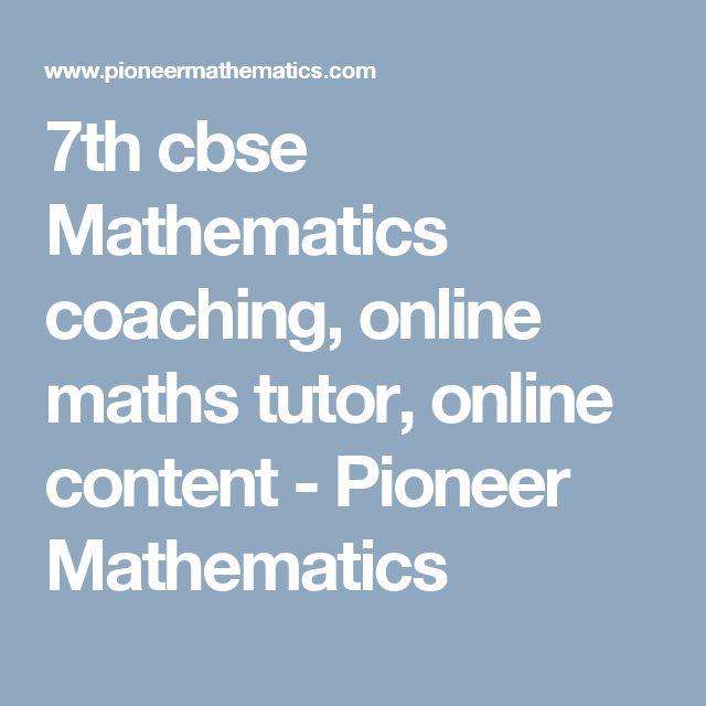 25 best images about Math Tutor Online – Math Tutor Description
