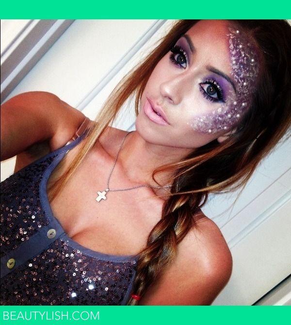 102 best Dark Mermaid images on Pinterest | Make up, Mermaid ...