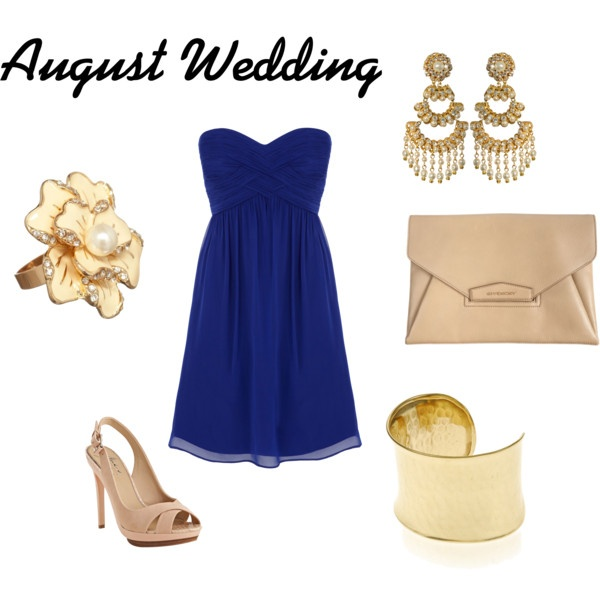 """Perfect for a wedding in August"" that was attached to this photo and now i know what i should wear!! done. =)"