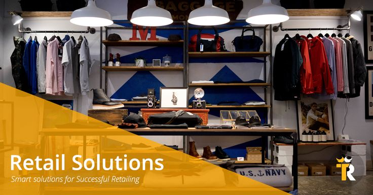 Retailers! Tomrain understands the challenges you have faced & provides effective #retail solutions to overcome it.