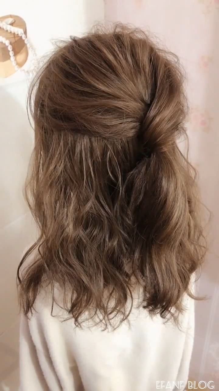 Sweet Confection Hair Style