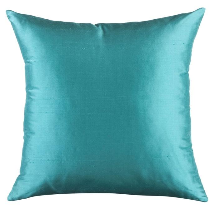 Samara Silk Cushion Alpine from Domayne