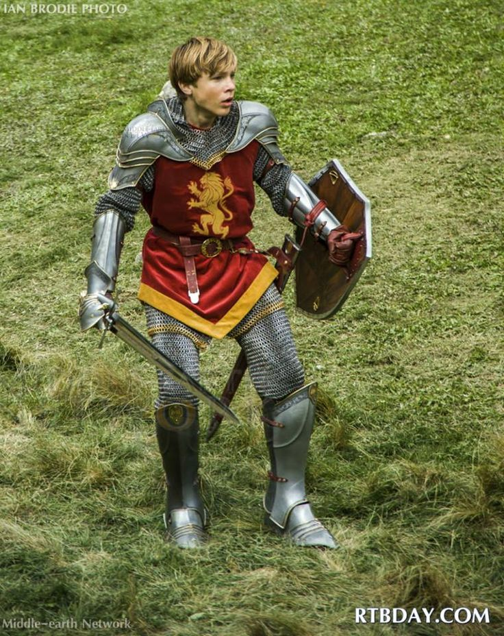 Peter - Chronicles of Narnia ~ The Lion, The Witch and the Wardrobe.