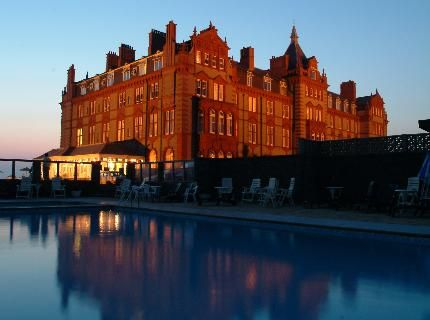 The Headland Hotel, Newquay  #cornwall #marzipanhair