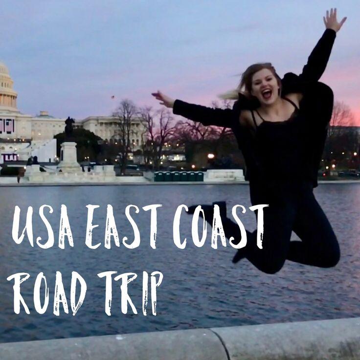 USA East Coast Road Trip