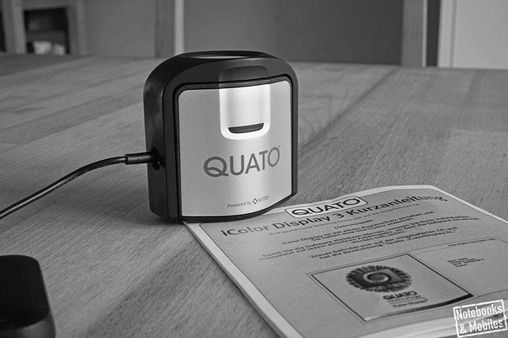 Colorimeter helfen Displays dabei Farben möglichste genau wiederzugeben. Das QUATO Silver Haze 3 ist eine der günstigeren Varianten, die dennoch sehr gute Ergebnisse abliefert. Leider ist das Gerät nur noch im Abverkauf erhältlich, QUATO hat den Betrieb eingestellt. http://notebooks-und-mobiles.de/quato-silver-haze-3-im-test