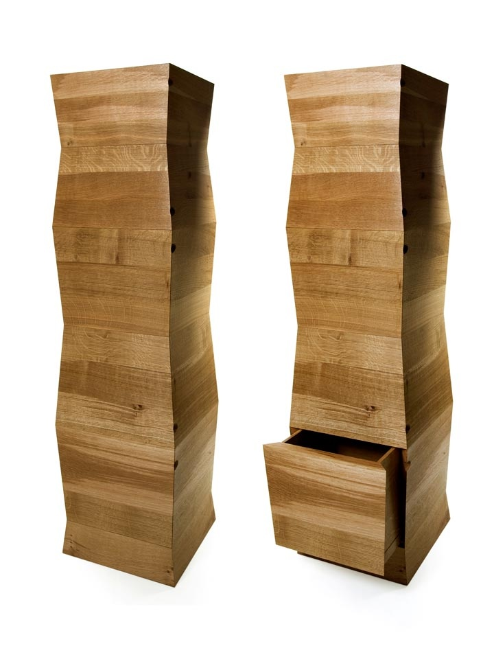 'Infinity' chest of drawers by Sarah Kay