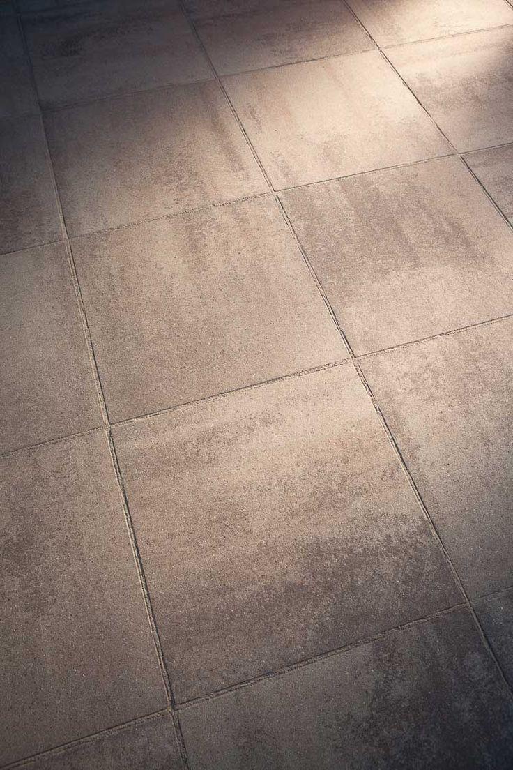 Tuintegels :: Betontegels :: Verborgen product :: GeoColor 3.0 Tops Twilight Bronze 60x60x4 - Lek Tuinmaterialen