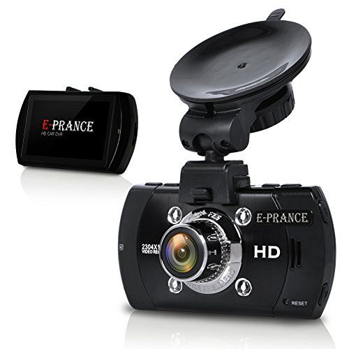 E-PRANCE® 2015 Newest B47FS 1296P Super HD GPS Car Dash Cam Video Recorder with Ambarella A7LA70 + 170 Degree Ultra Wide Angle + GPS Logger + OV4689 CMOS Sensor + LED Night Vision with 32GB Memory Card E-PRANCE http://www.amazon.com/dp/B00PVYE8B2/ref=cm_sw_r_pi_dp_fVtHub06JMXMA