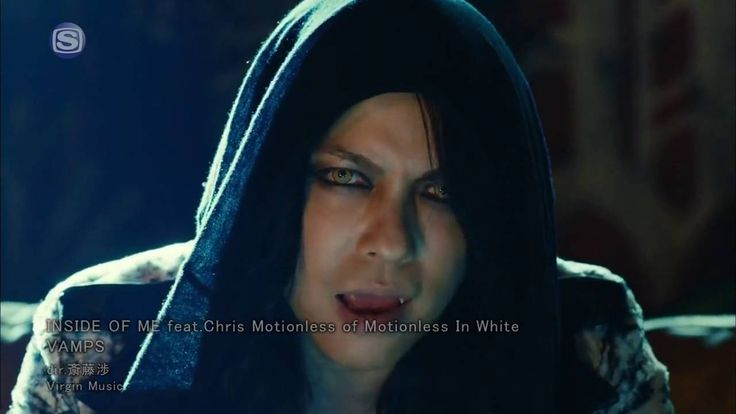 VAMPS - Inside Of Me Feat. Chris Motionless Of Motionless In White.
