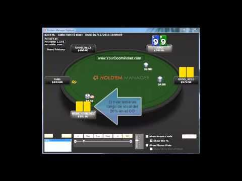 A full ring game refers to a round of poker with 7 to 10 players. It is also called 10max. In online poker there are also tables with 9 max.