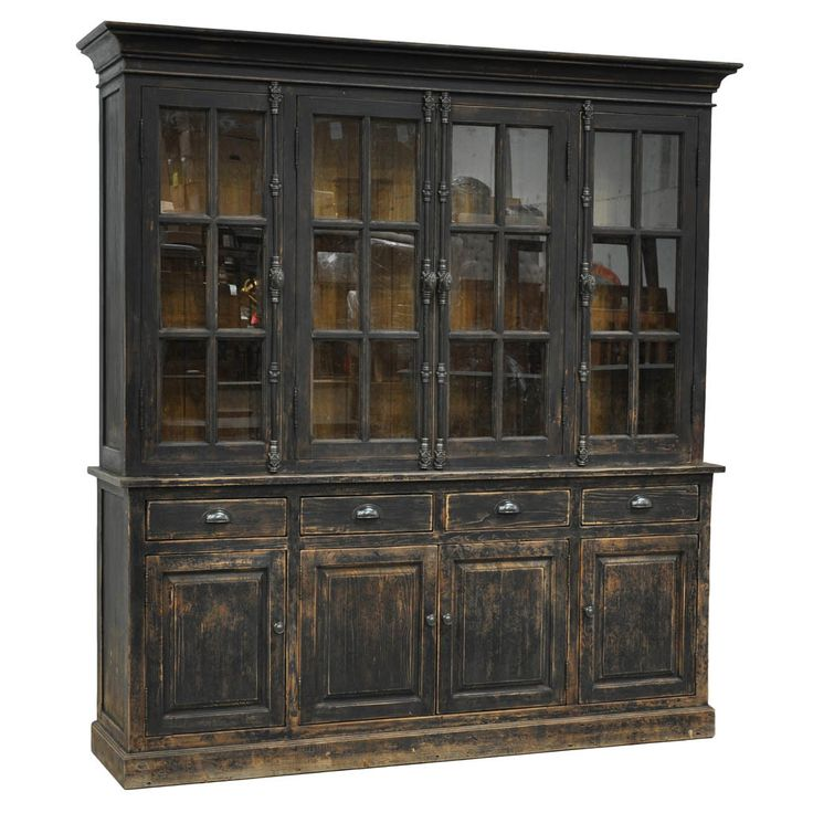 The Windsor Hutch Cabinet will have room to accomodate just about anything you may need to store in a dining room...from extra dishes, fine china, silver flatware and much more, the Windsor will accom