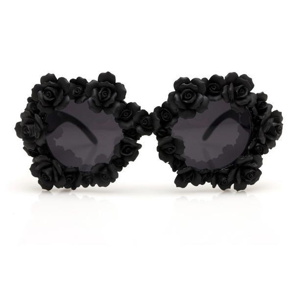 a-morir floral sunglasses, best seller, floral eyewear, celebrity sunglasses