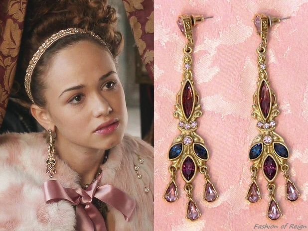 45 best Earrings images on Pinterest | Reign fashion, Jewels and ...