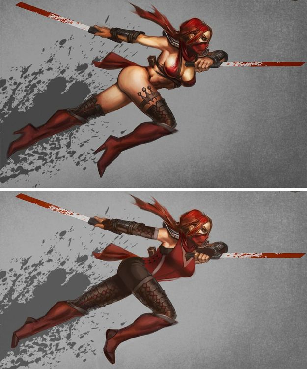 """Skarlet - Mortal Kombat 