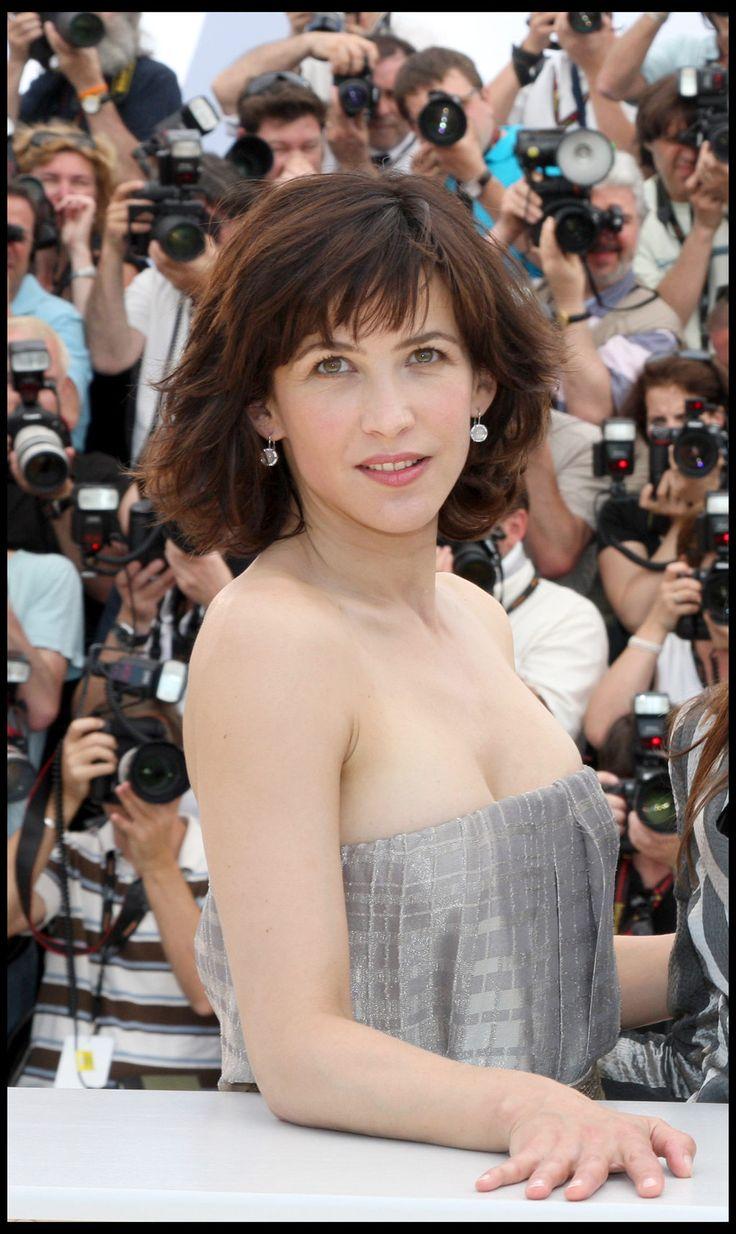 Sophie Marceau le 16 mai 2009