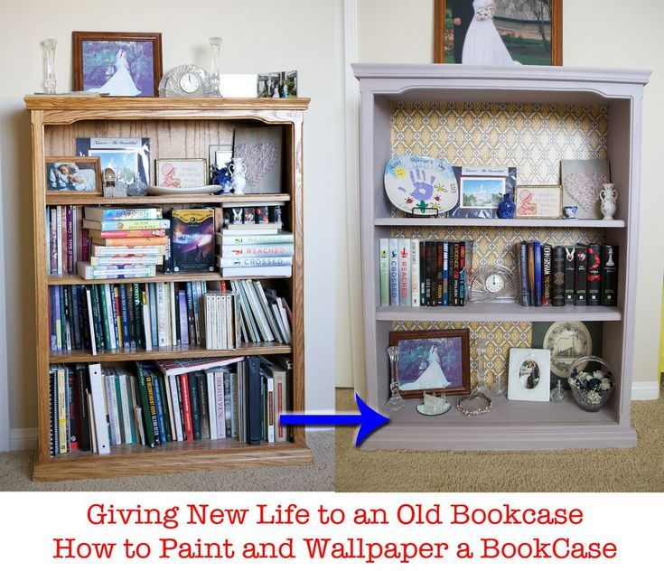 Redoing An Old Book Case Painting With Annie Sloan Chalk Paint