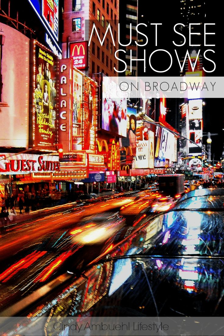 A visit to New York wouldn't be complete without catching a show on Broadway.Anyone who wants to enjoy live theater at its finest must visit this incredible place. With over 40 professional theaters in the district, it can be difficult to choose which show to enjoy. Here are my recommendations. Ha