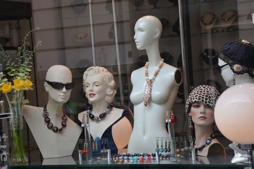 Copenhagen 2014 - accessories Visual Merchandising