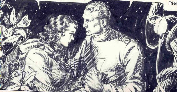 Flash Gordon by Alex Raymond