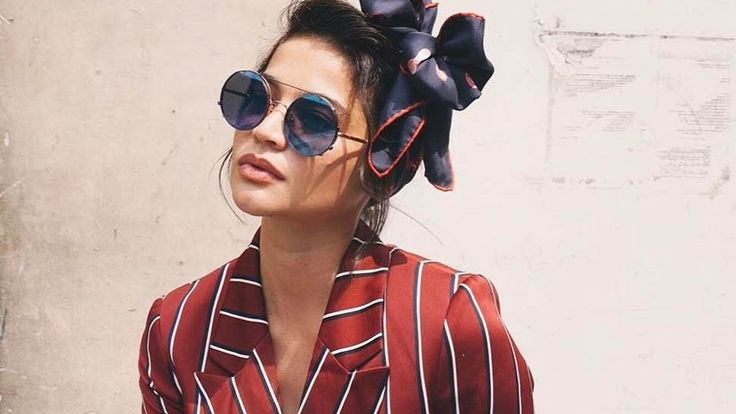 LOTD: Anne Curtis Is Bringing Back This Classic Hair Accessory