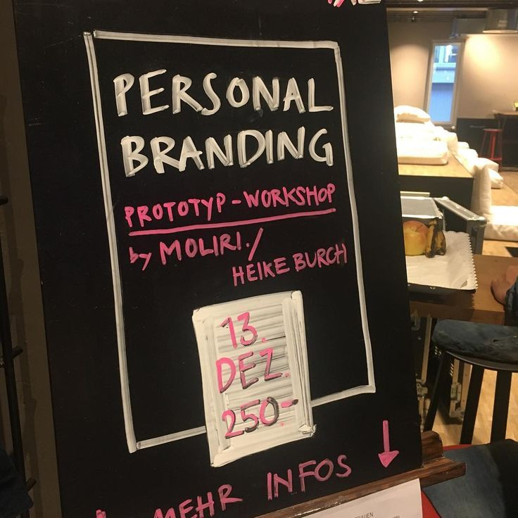 Personal Branding Prototyp Workshop In Lawerkstadt Moliri Heike Burch Publishing Kompetenz Personal Branding Workshop Digitale Transformation