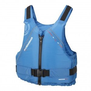 The Crewsaver Junior Response 50N Buoyancy Aid is a reliable, entry level buoyancy aid of traditional design in blue