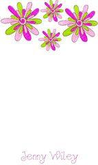 FUNKY FLOWER PINK