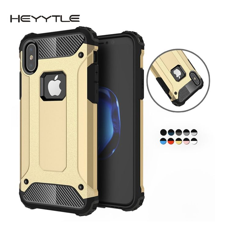 Heyytle luxury business phone case for iphone xr xs max 8
