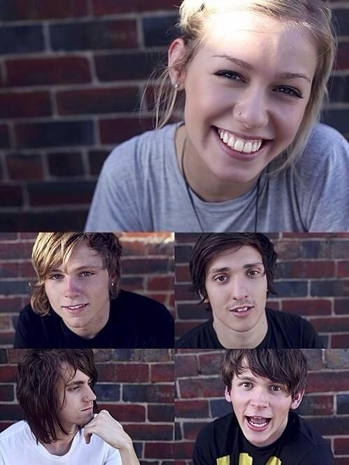Tonight Alive members