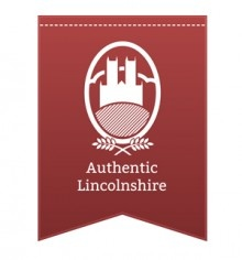 Authentic Lincolnshire™ logo by POP - www.pop-branding.com