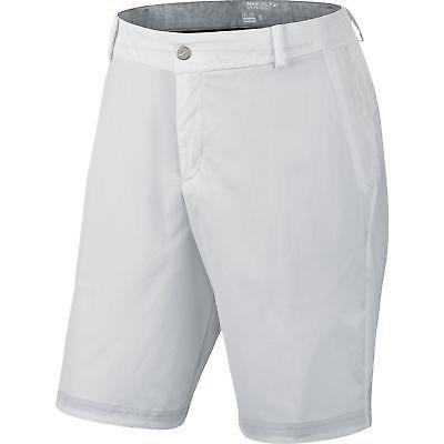 NEW Nike Modern Tech Woven Short White/Wolf Gray 36